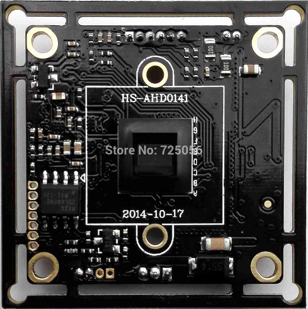 "AHD 1000TVL1Megapixel board camera module cctv camera PCB,M12 IR cut&OSD cable,1/4"" AR0141 CMOS + NVP2341H,Low 0.001lux, 38*38mm(China (Mainland))"