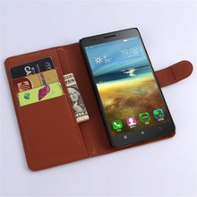 Cyboris Brand For Lenovo K50/Lenovo A7600 Case Wallet Style With stand and Card Holder Leather Cover 9 Colors