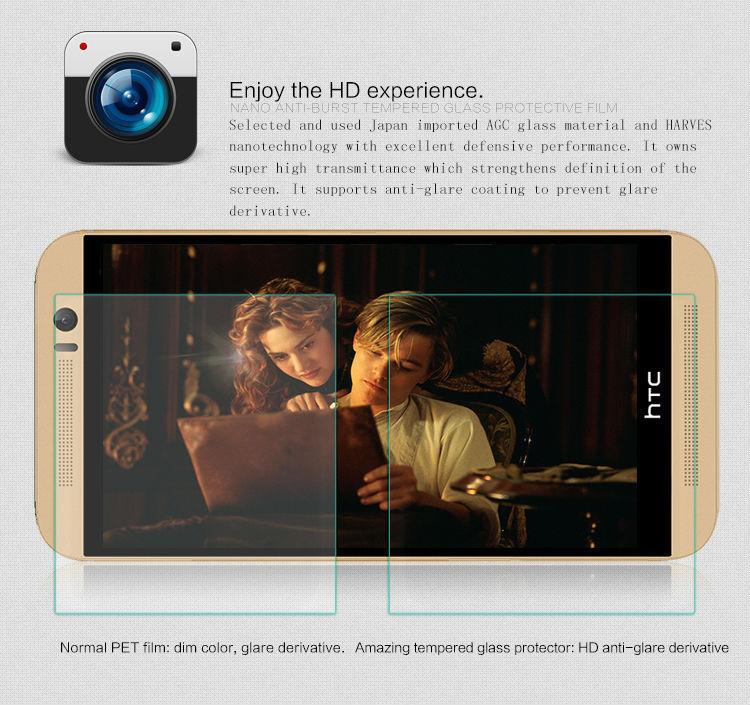 HTC One M9 001E