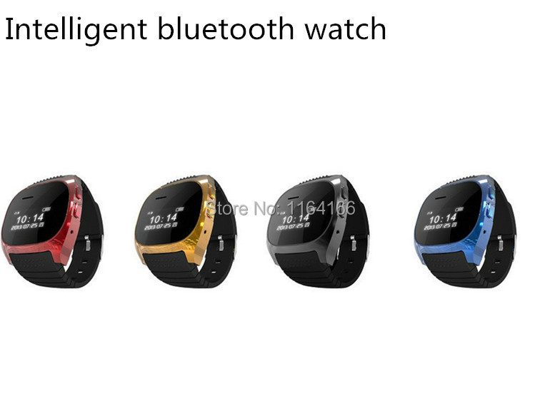 bluetooth hands-free car phone watches , can take photoes by remote control,Intelligent security watch<br><br>Aliexpress