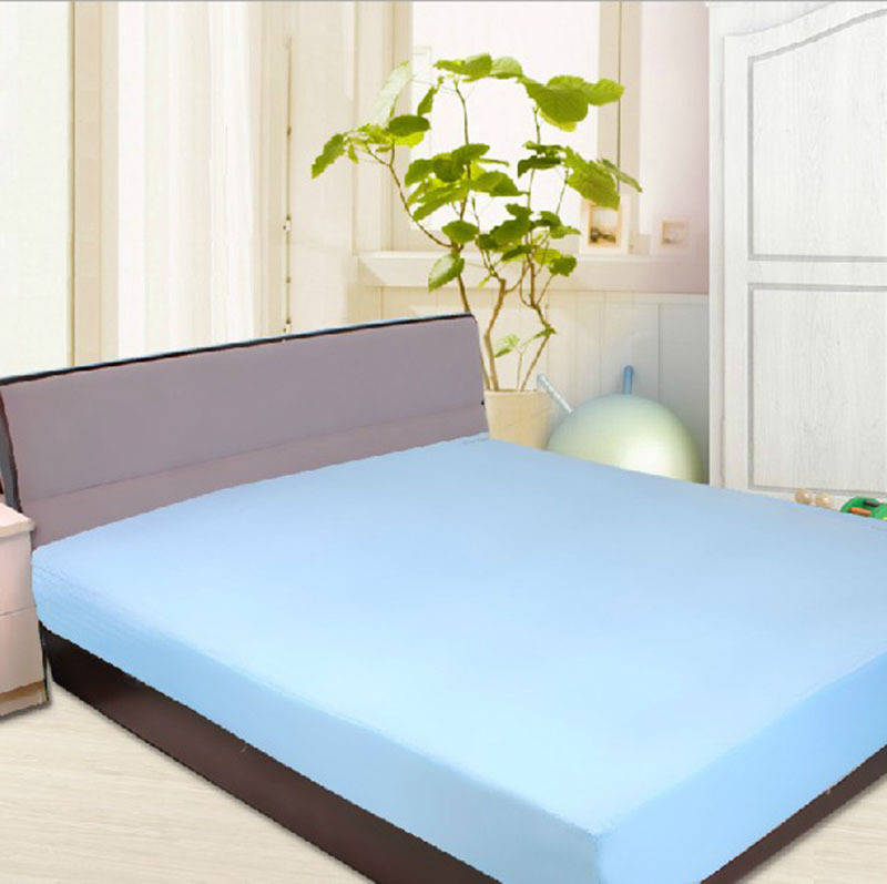 150*200cm TPU bed protection pad Waterproof Mattress Protector Cover Freeshipping(China (Mainland))