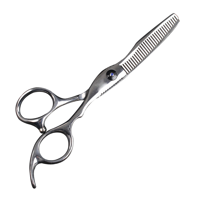 professional women men hair scissors household salon advanced thinning scissor stainless steel peluqueria tijeras 6.77 inch(China (Mainland))