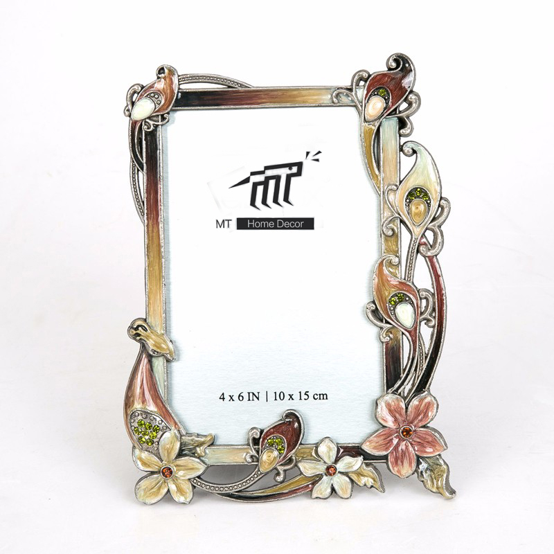 Popular wholesale rhinestone picture frames buy cheap - Vintage picture frames cheap ...