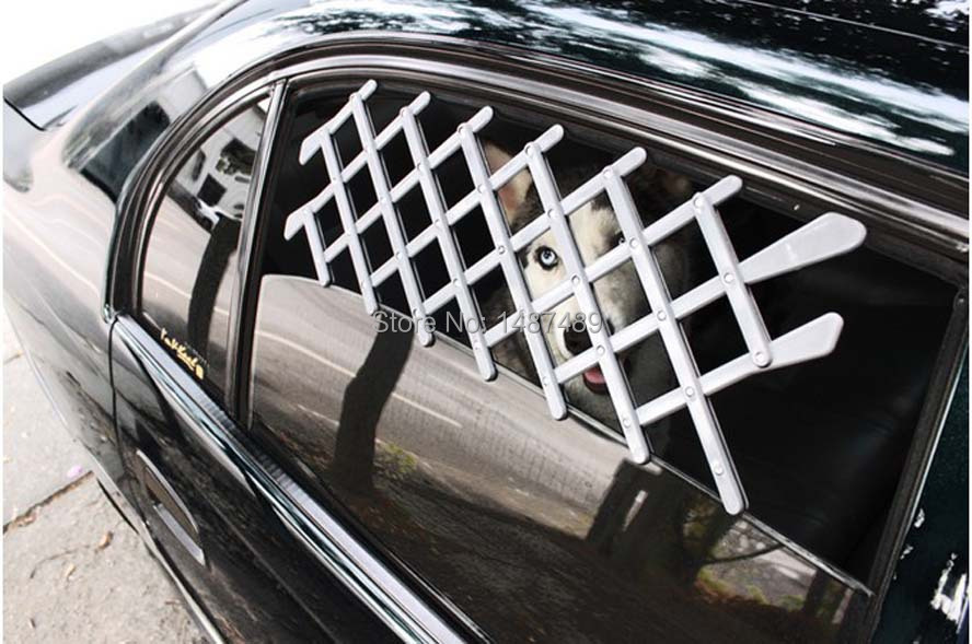 expandable car window vent guard dog vent pet gear pet traveling products outdoor in dog. Black Bedroom Furniture Sets. Home Design Ideas
