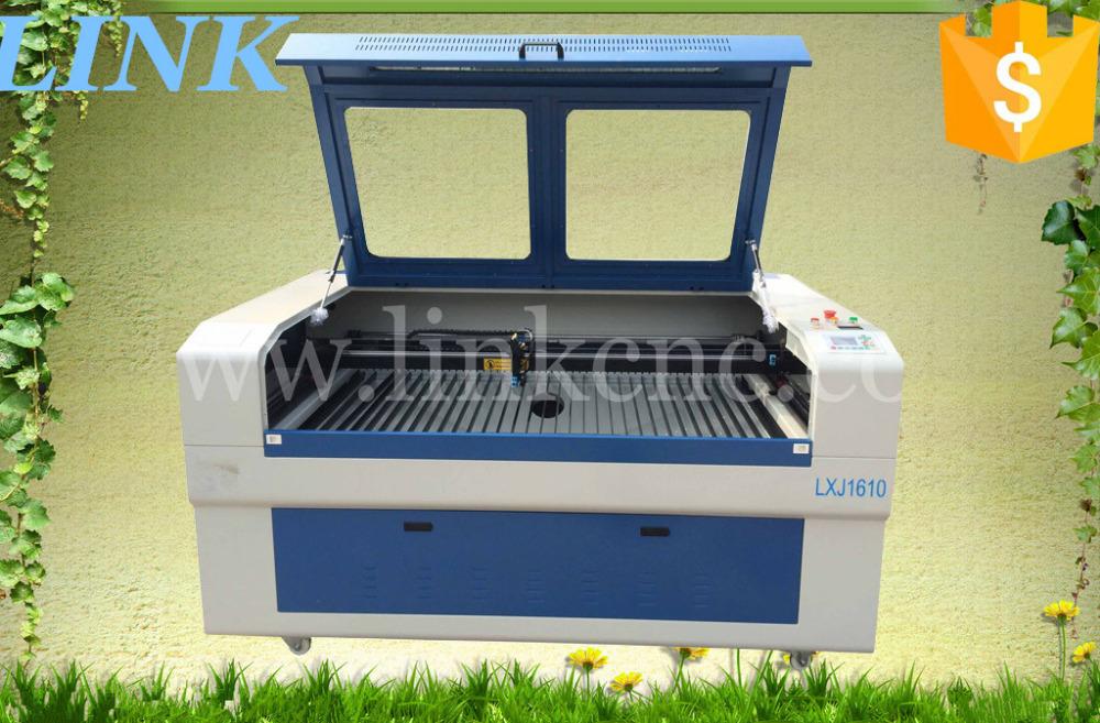 1610-150w Homemade laser cutter 1610/granite stone laser engraving machine/paper laser cutting machine price(China (Mainland))