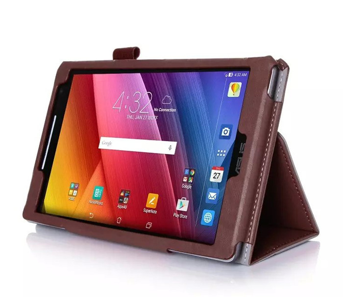 ZenPad 8 0 Stand PU Leather Case For ASUS Zenpad 8 0 Z380KL Z380C Flip Tablet