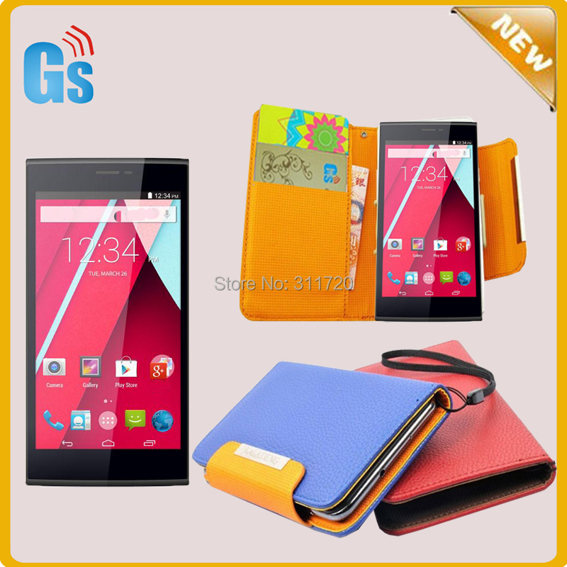 Online Shopping Website Universal Card Holder Leather Case For BLU Life One XL 4G LTE(China (Mainland))