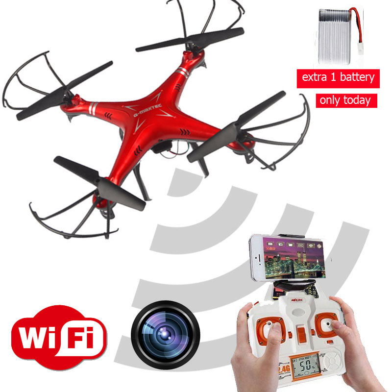 Real time Transmission Toys rc helicopter drone quadcopter gopro professional drones with WIFI fpv camera Drones Original Box(China (Mainland))