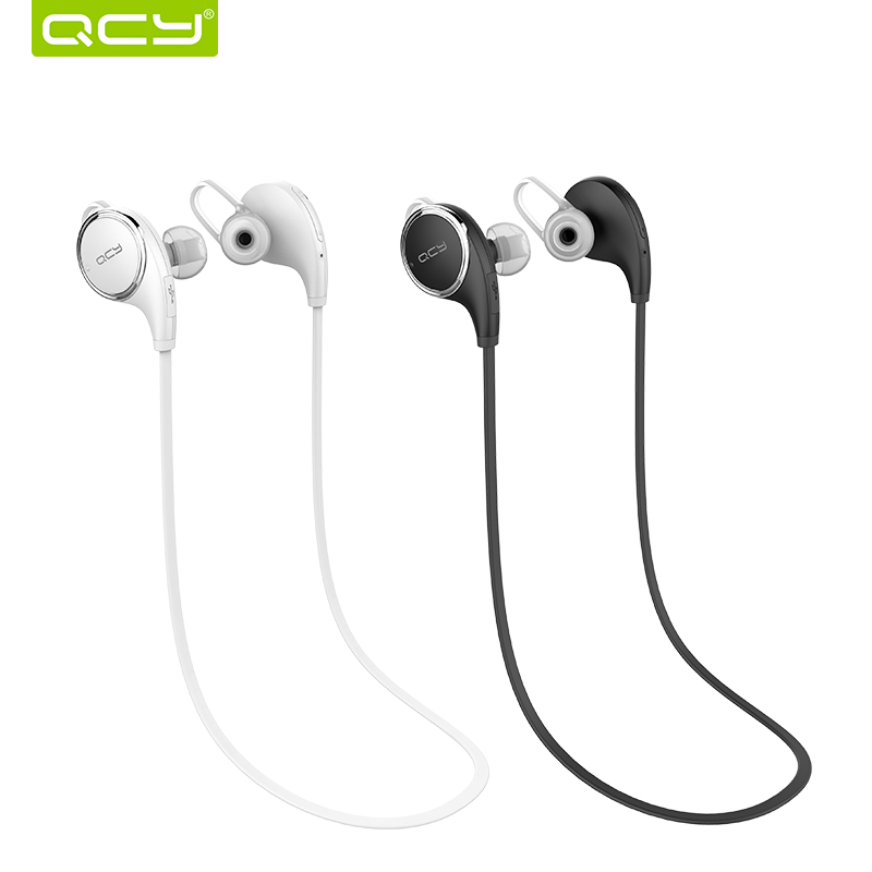 Bluetooth Headphone Original QCY QY8 Wireless Earphone with Microphone Stereo Studio Active Noise Cancelling Bluetooth Headset