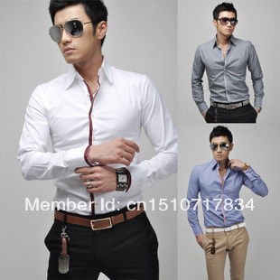 Мужская повседневная рубашка Unbranded Slim Fit , T9 лазер для охоты unbranded fit 11 20 a40002