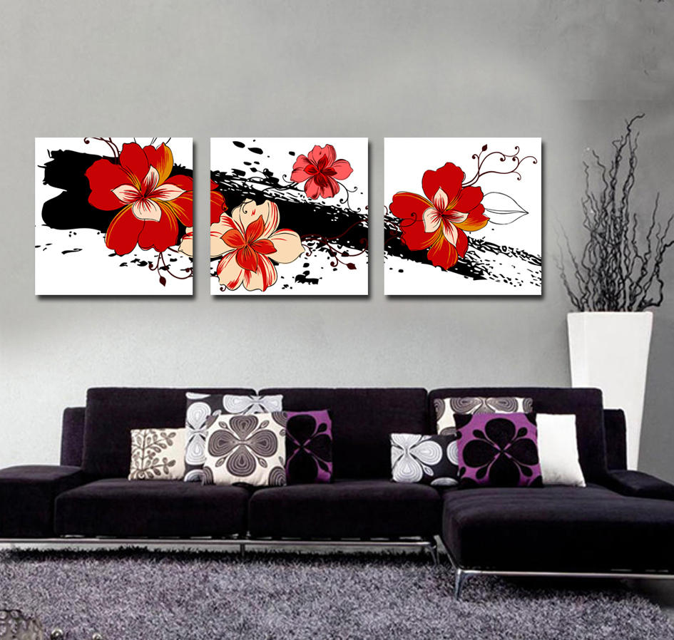 Buy free shipping high quality abstract for Modern home decor pieces