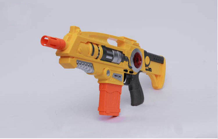 Eagle 's 036 soft toy guns electric bullet gun vocalization - chen meiting's store