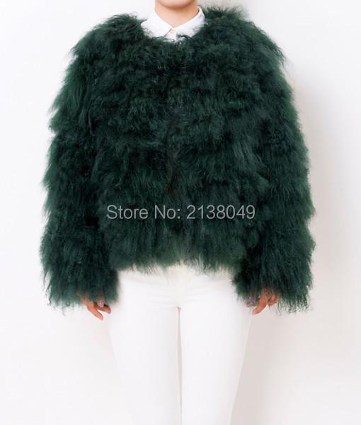 Fc05301 тунсян Chongfu мех монгольских овец меховые куртки