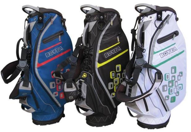 Authentic golf rack bag golf bags man or lady cart golf bags free shipping photographed three color options(China (Mainland))