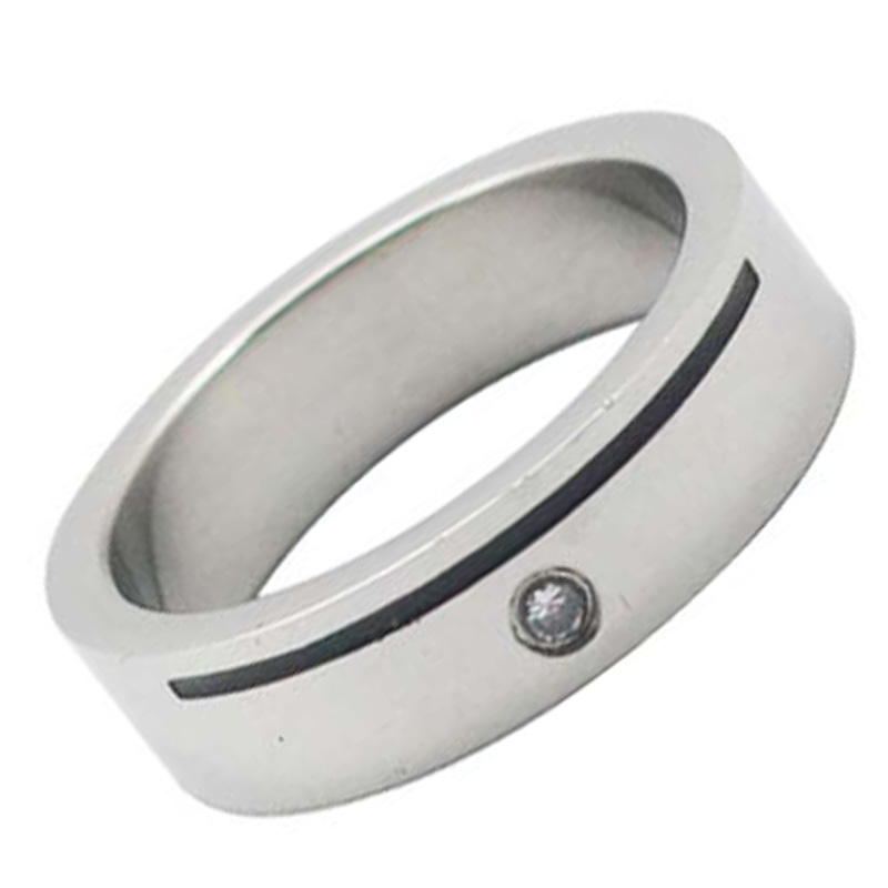 Brand new 316L stainless steel rings for women jewelry FREE SHIPPING overstock jewelry(China (Mainland))