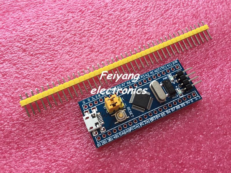 1pcs STM32F103C8T6 ARM STM32 Minimum System Development Board Module For arduino(China (Mainland))