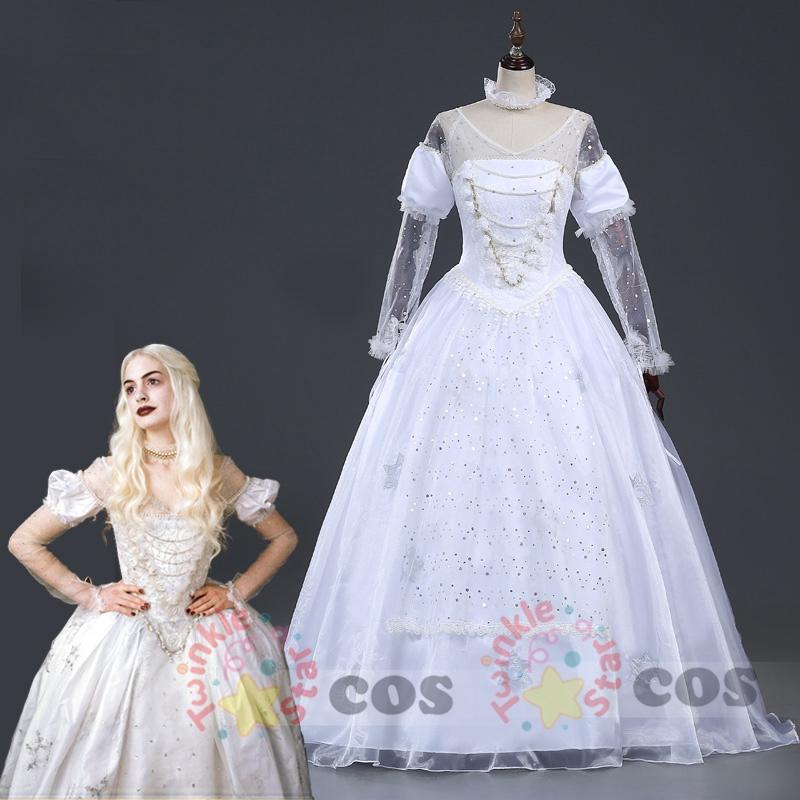 Popular White Queen Alice-Buy Cheap White Queen Alice lots ...