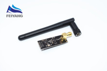 10pcs Special promotions 1100-meter long-distance NRF24L01+PA+LNA wireless modules (with antenna)(China (Mainland))