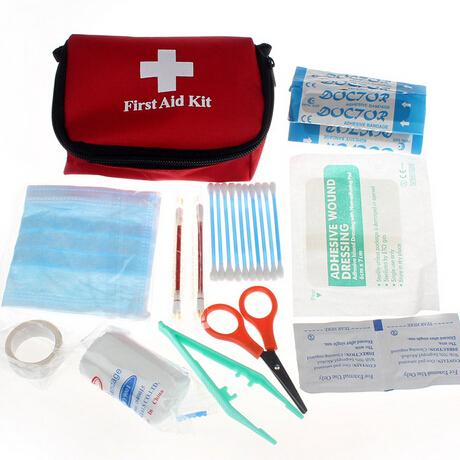 Специальное предложение для путешествий скорая медицинская аптечка выживание сумка ...
