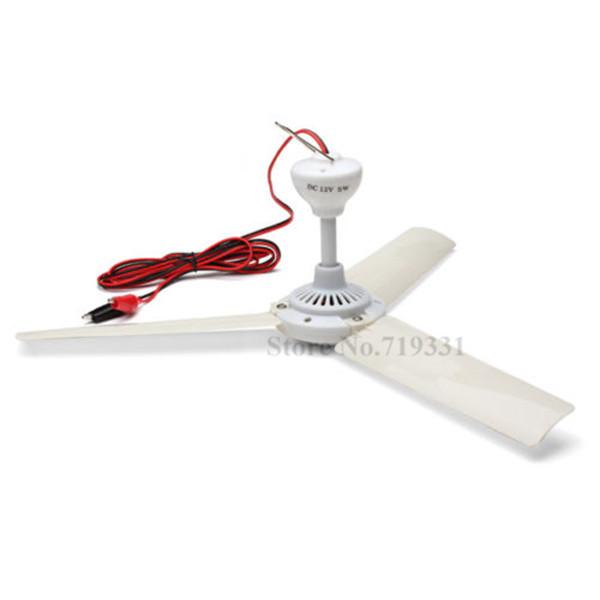 Achetez en gros 12 v ventilateur de plafond en ligne des grossistes 12 v ventilateur de - Ventilateur de plafond 12 volts ...