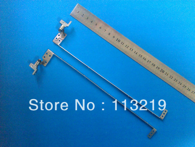 Wholesale free shipping laptop lcd hinges for Advent 7111 8315 7203 7206 X54 X57 X58 QT5500 R55V PN:FBTW3008014 FBTW3007018(China (Mainland))