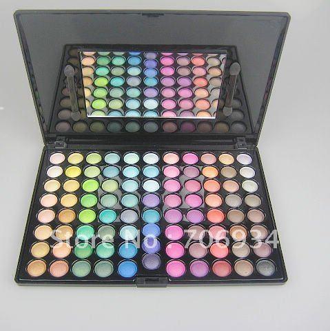 Pro 88  color Eyeshadow Palette Eye Shadow Makeup Eyeshadow suite 4# 1/packet