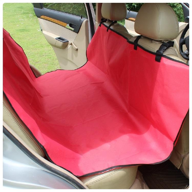 3 Color Foldable Pet Dog&Cat Car Seat Cover Mat Blanket Pets Hammock Cushion Protector Cubierta Del Coche Mascota Free Freight