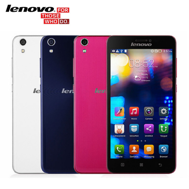 "Оригинал Lenovo S850 Quad Core Android Мобильный Телефон 5 ""IPS 1280x720px MTK6582 3 Г WCDMA 13MP Камера 1 ГБ RAM 16 ГБ ROM в на складе"