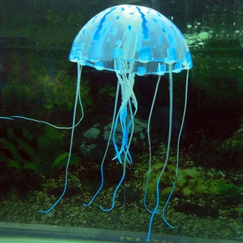 Popular artificial jellyfish aquarium buy cheap artificial for Fake artificial aquarium fish tank