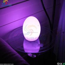 Waterproof mini led lights Glowing Lamp Table Light D15*H21cm Wholesale Shipping 100pcs/Lot(China (Mainland))