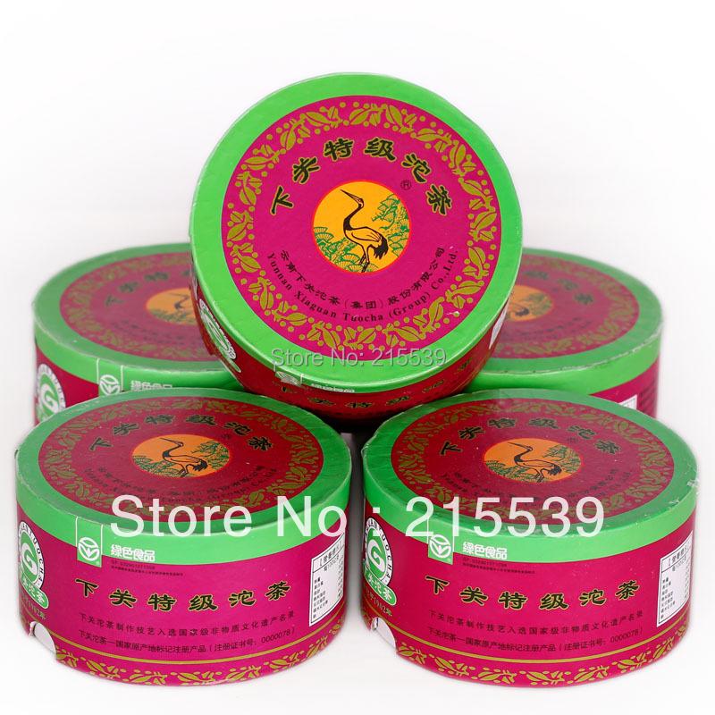 [GRANDNESS] 2011 yr Yunnan Xiaguan Special-grade Tuocha Tea Premium Pu-erh Tea Raw Sheng TuoCha Puer Tea 100g Shimonoseki <br><br>Aliexpress