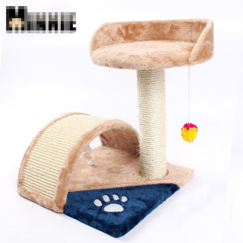 Cat Climber and Scratching Bridge