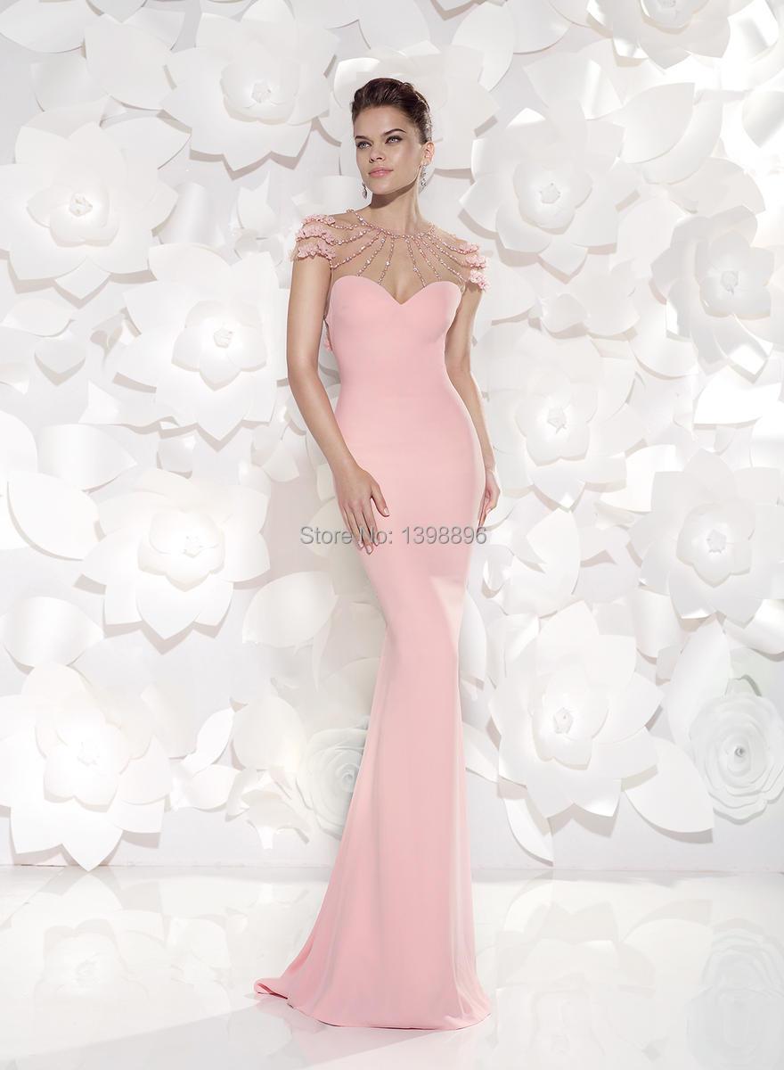 Elegant Pink Dresses