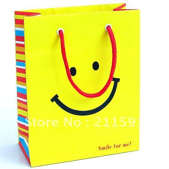 hot sell art paper bag wholesale(China (Mainland))