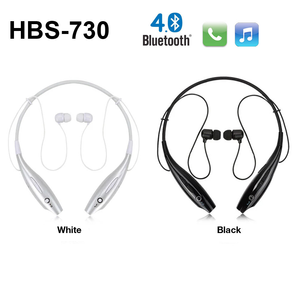 Stereo bluetooth 4.0 Headset fone de ouvido audifonos hb s 730 Sports Wireless  Headphone With Mic For Samsung iPhone Sony LG<br><br>Aliexpress