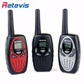 2pcs Children Mini Walkie Talkie Retevis RT628 0 5W PMR LCD Display VOX Squelch Portable Two