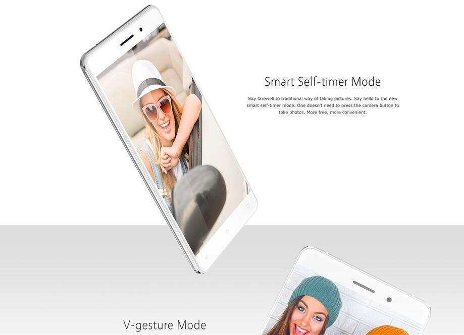 Original Bluboo Maya Cellphone 5.5 Inch Screen 2GB RAM 16GB ROM MTK6580 Quad Core Android 6.0 Mobile Phone 3G Smartphone