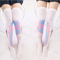 Sexy Model OW D va Cosplay Stockings Comfortable Game thigh high stocking lovely dva over knee