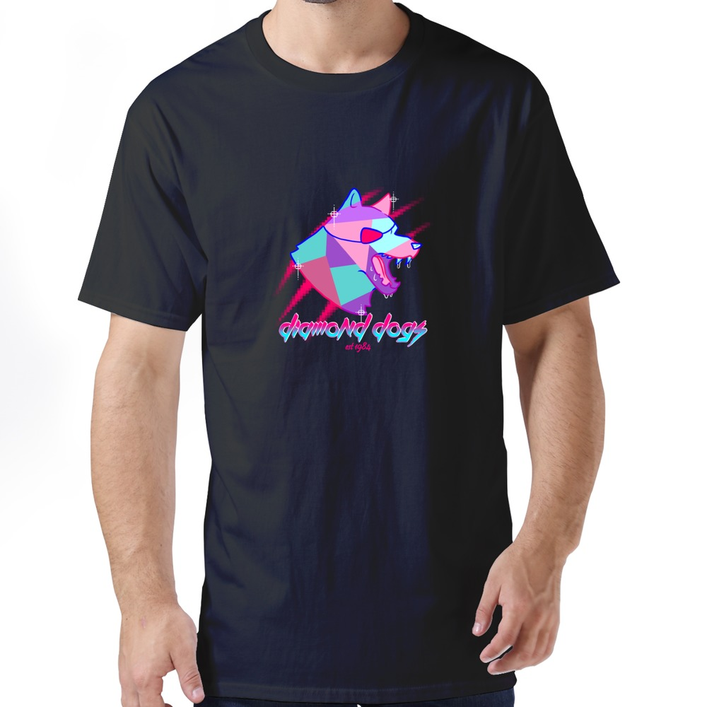 Diamond Dogs t Shirts