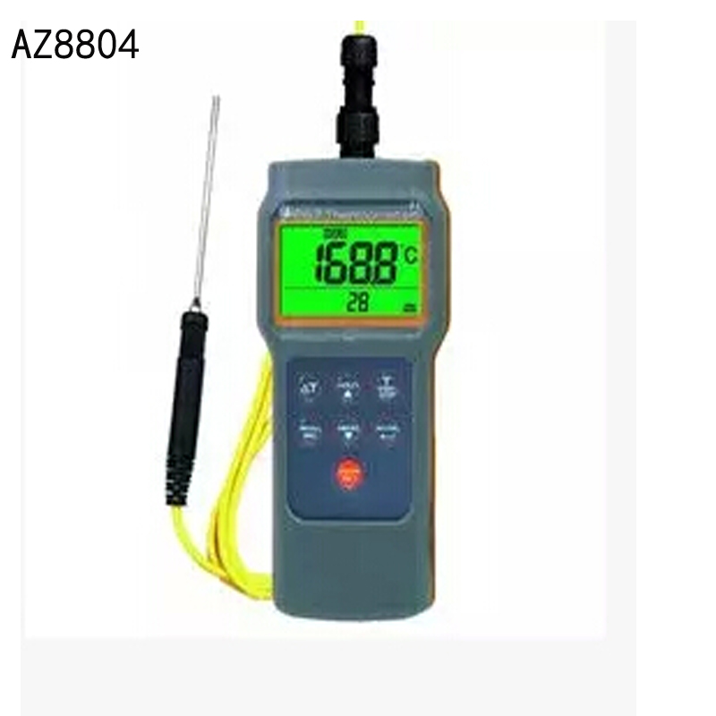 Temperature Meter Tester IP67 K tyep test Food Thermometer with Carrying case measuring range -50~200C free shipping <br><br>Aliexpress