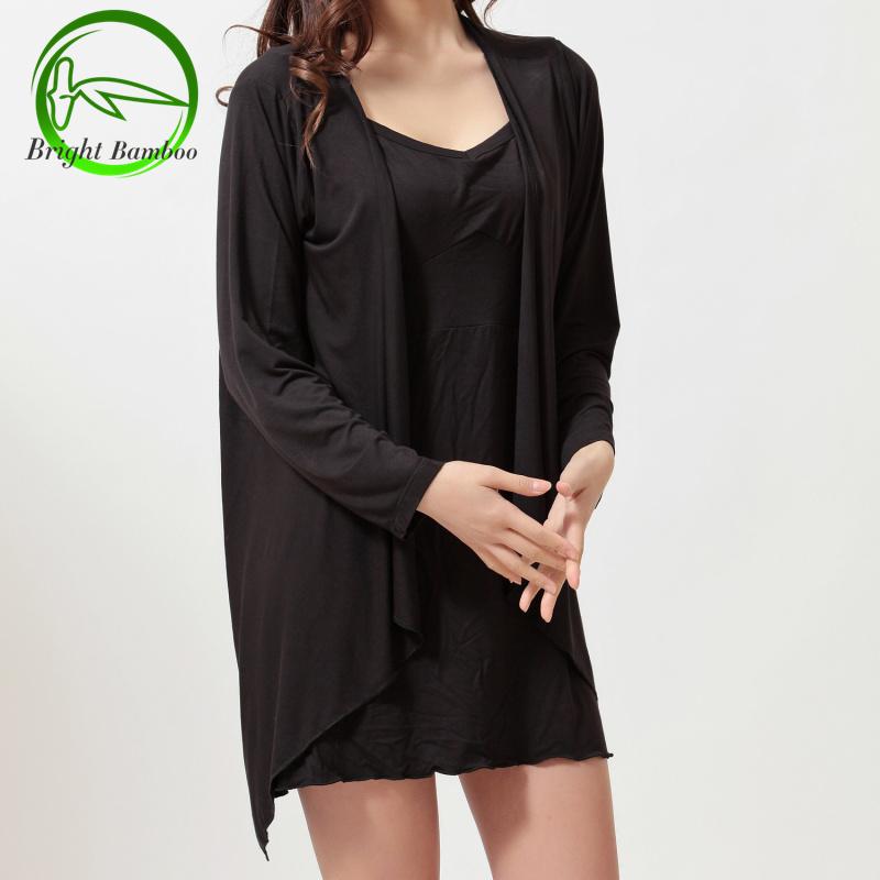 Bamboo fiber hot sale 2015 cape top women cape coat leisure wear air conditioning shirt shawl top outwear(China (Mainland))