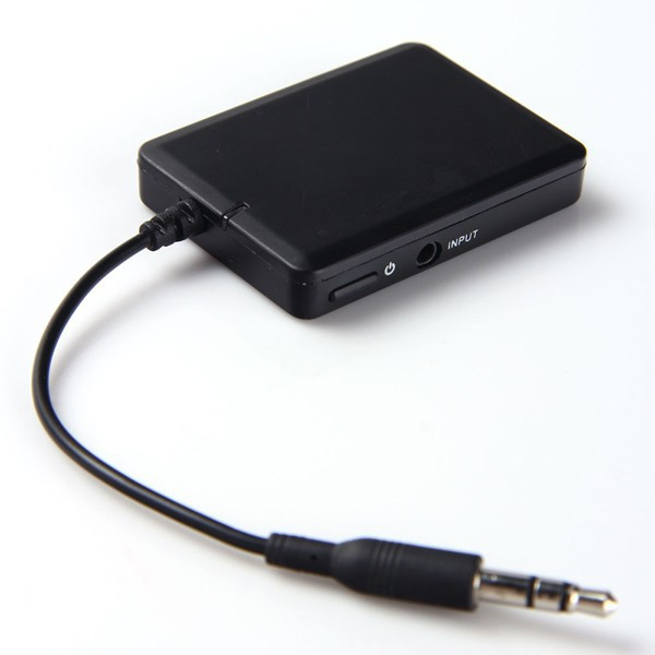 3.5mm Bluetooth Transmitter Transmite Mini Bluetooth Audio Transmitter A2DP Stereo Dongle Adapter for TV iPod Mp3 Mp4 PC