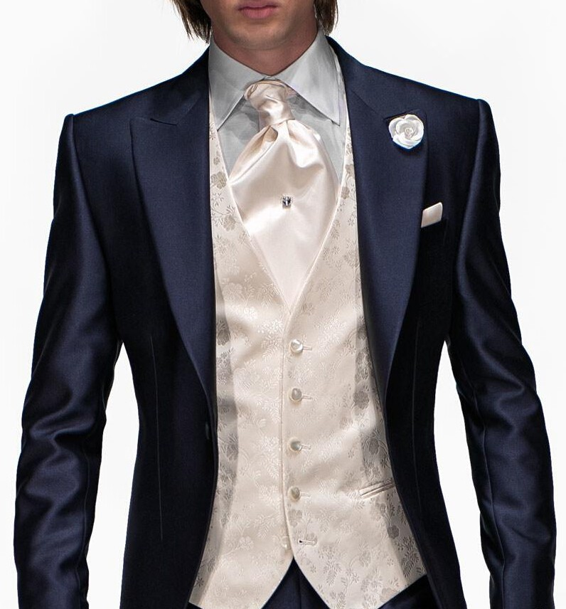 Смокинг Custom made groom tuxedos 2015 ( + + + Any size