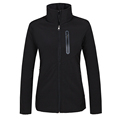 Hot Ladies Outdoor Fleece Lined Softshell Camping Hiking Jacket Women Breathable Water Resistant Sports Coat Jaqueta