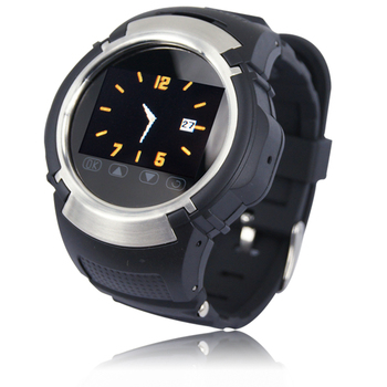 Intelligent Hand Held Touch Screen GPS Phone Watch Tracker/GPS Personal Tracker  With Multi-Media, Mini Size.