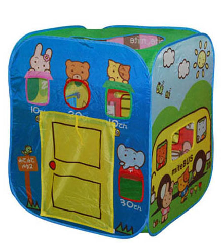 Free Shipping kids tent Pitching box foldable baby house princess tent baby ball pool play tent pool games children's tent(China (Mainland))