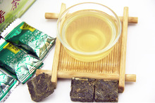 Chinese Glutinous Rice Flavored Puer Tea 125g 42pcs Square Sweet Small Fruit Tea Pu er Tea