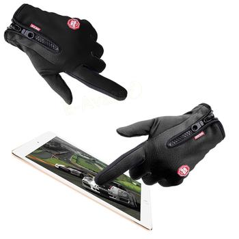 Top Selling winter sport windstopper waterproof ski gloves warm riding glove Motorcycle gloves EA10671