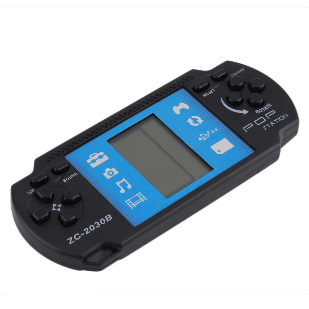 Kids Children Classical Game Players Portable Handheld Video Tetris Game Console For PSP Gaming