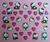 Hello Kitty Nail Sticker 3d Cat Designs Art Decoration Patch Wholesales 24 Different Styles 2014 New